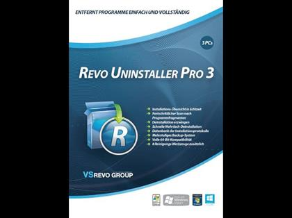Revo Uninstaller Pro 3 [3 PC]