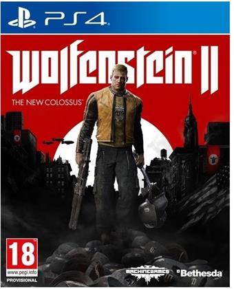 Wolfenstein 2 - The New Colossus - (Uncensored UK-Version)