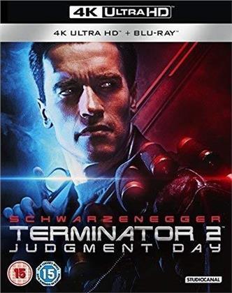 Terminator 2 (1991) (4K Ultra HD + Blu-ray)