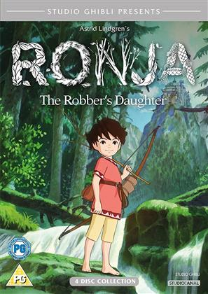 Ronja - The Robber's Daughter (4 DVDs)