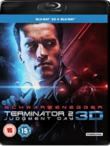 Terminator 2 - Judgment Dday (1991) (Blu-ray 3D + Blu-ray)
