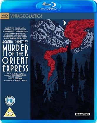 Murder On The Orient Express (1974) (Vintage Classics)