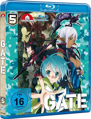 Gate - Vol. 5 - Staffel 2.1