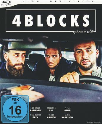 4 Blocks - Staffel 1 (2 Blu-rays)