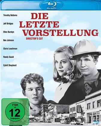 Die letzte Vorstellung (1971) (s/w, Director's Cut)