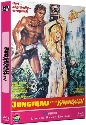 Jungfrau unter Kannibalen (1980) (HD-Kultbox, Limited Edition, Uncut)