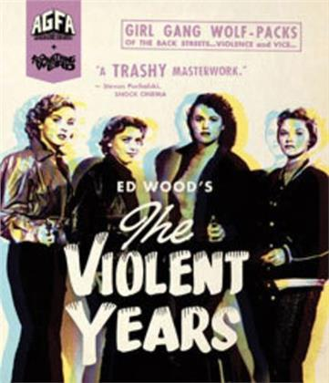 The Violent Years (1956) (s/w)