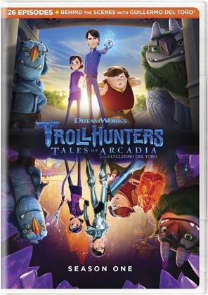 Trollhunters - Tales of Arcadia - Season 1 (4 DVDs)