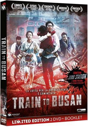 Train to Busan (2015) (Edizione Limitata, 2 DVD)