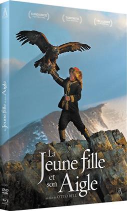 La jeune fille et son aigle (2016) (Blu-ray + DVD)