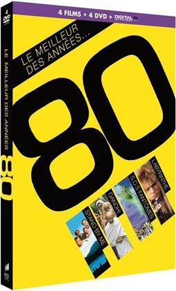 Le Meilleur des Années 80 (4 DVDs)