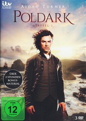 Poldark - Staffel 1 (3 DVDs)