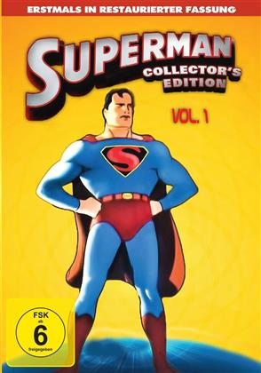 Superman - Vol. 1 (Collector's Edition, Restaurierte Fassung)