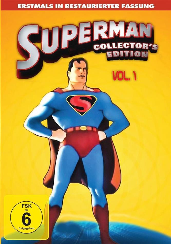 Superman - Vol. 1 (Collector's Edition, Restaurierte Fassung)