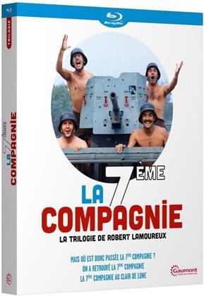 La 7ème compagnie - La trilogie (Collection Gaumont, 3 Blu-rays)