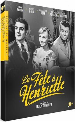 La fête à Henriette (1952) (s/w, Blu-ray + DVD)