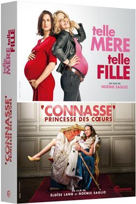 Telle mère, telle fille / Connasse, Princesse des coeurs (2 DVDs)