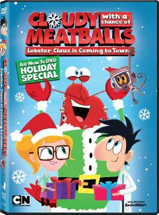 Cloudy With A Chance Of Meatballs - Lobster Claus is coming to Town