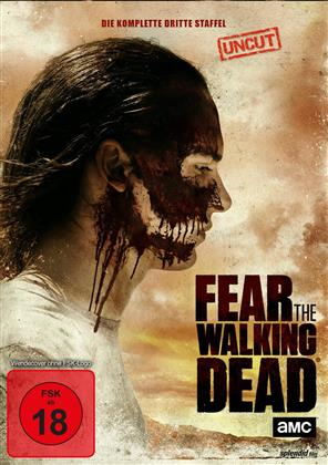 Fear the Walking Dead - Staffel 3 (Uncut, 4 DVDs)