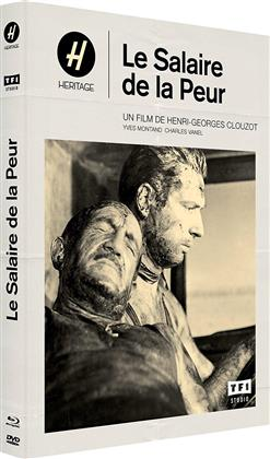 Le salaire de la peur (1953) (Collection Heritage, s/w, Mediabook, Blu-ray + DVD)