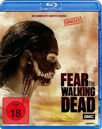 Fear the Walking Dead - Staffel 3 (Uncut, 4 Blu-rays)