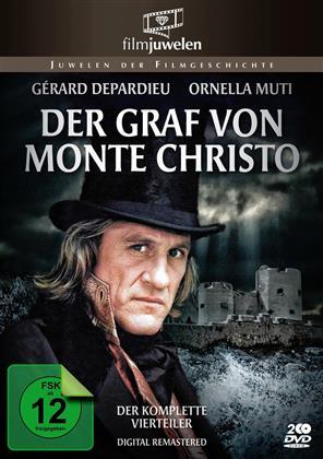 Der Graf von Monte Christo - Der komplette Vierteiler (1998) (Filmjuwelen, Versione Rimasterizzata, 2 DVD)