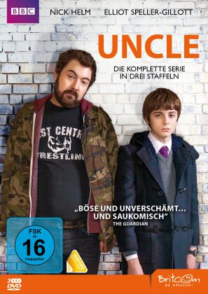 Uncle - Die komplette Serie (BBC, 3 DVDs)