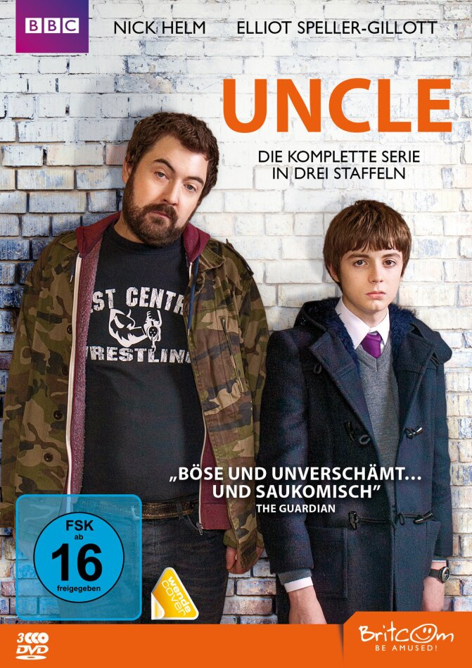 Uncle - Die komplette Serie (BBC, 3 DVDs)