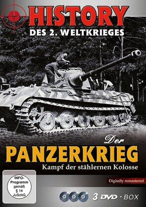 Der Panzerkrieg - Kampf der stählernen Kolosse (s/w, Remastered, 3 DVDs)