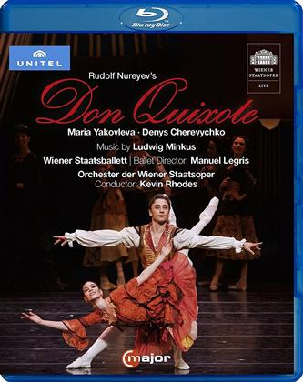 Wiener Staatsballett, Wiener Staatsoper, … - Minkus - Don Quixote (Unitel Classica, C Major)