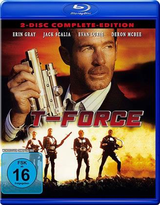 T-Force (1994) (Complete Edition, Blu-ray + DVD)