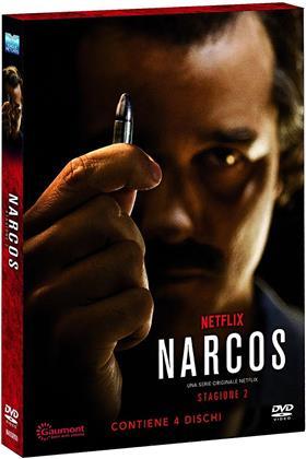 Narcos - Stagione 2 (4 DVD)