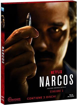 Narcos - Stagione 2 (3 Blu-ray)