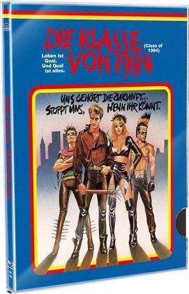 Die Klasse von 1984 (1982) (Glasbox, Limited Edition, Uncut, Blu-ray + DVD)