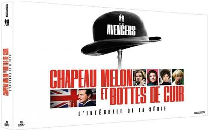 Chapeau melon et bottes de cuir - L'intégrale de la série (49 DVDs)