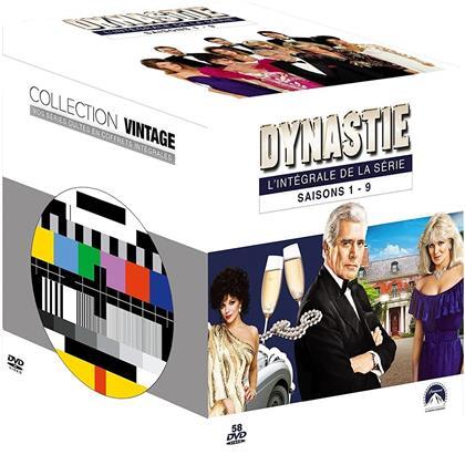 Dynastie - L'Intégrale de la série saisons 1 - 9 (Collection Vintage, 58 DVDs)