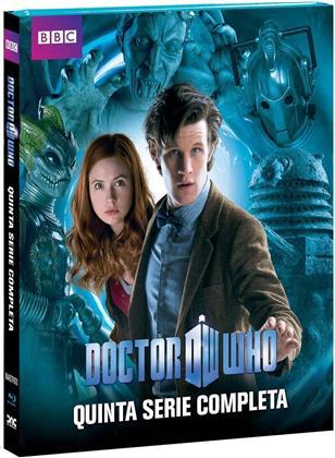 Doctor Who - Stagione 5 (BBC, Neuauflage, 6 Blu-rays)
