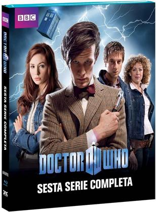 Doctor Who - Stagione 6 (BBC, Riedizione, 5 Blu-ray)