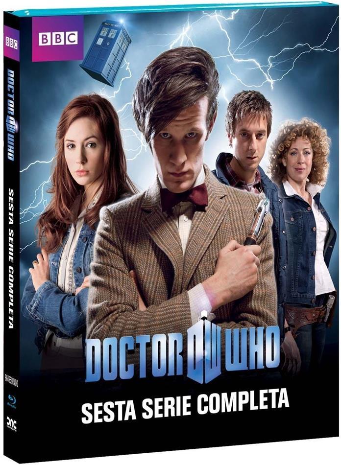 Doctor Who - Stagione 6 (BBC, Neuauflage, 5 Blu-rays)