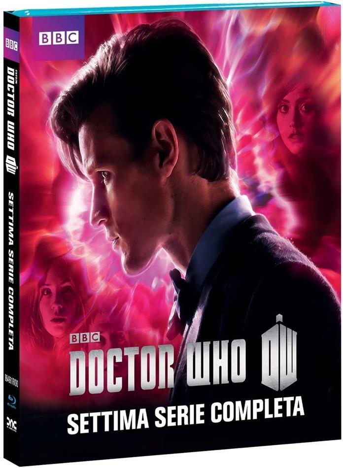 Doctor Who - Stagione 7 (BBC, Neuauflage, 5 Blu-rays)