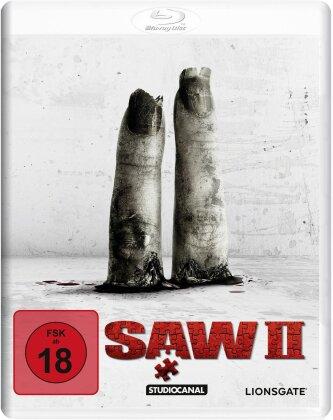 Saw 2 (2005) (White Edition, Uncut)