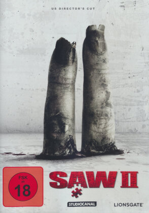 Saw 2 (2005) (White Edition, Director's Cut)