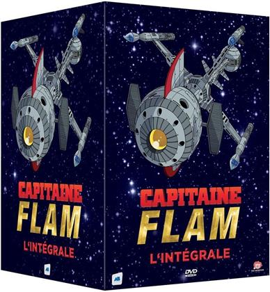 Capitaine Flam - L'intégrale (Remastered, 10 DVDs)