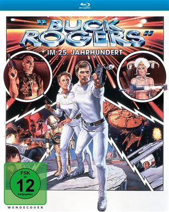 Buck Rogers im 25. Jahrhundert - Die komplette Serie (Remastered, Special Edition, 8 Blu-rays)