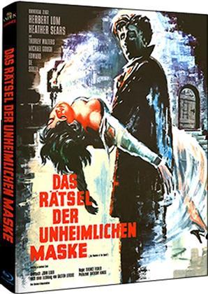 Das Rätsel der unheimlichen Maske (1962) (Hammer Edition, Cover A, Limited Edition, Mediabook, Blu-ray + DVD)