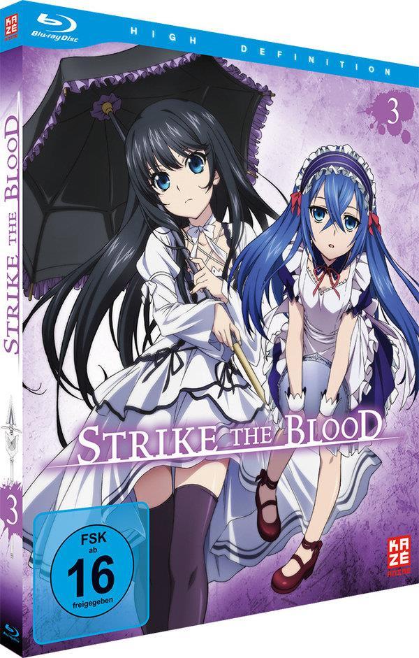 Strike the Blood - Staffel 1 - Vol. 3 (Digibook)