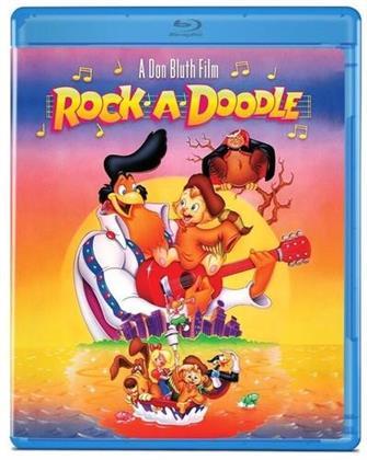 Rock A Doodle (1991)