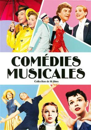 Coffret Comédies Musicales (16 DVDs)