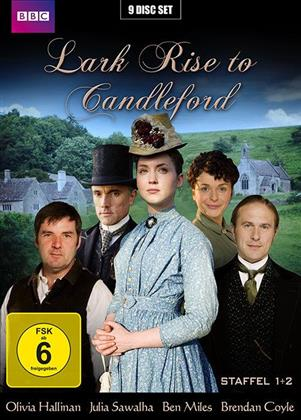 Lark Rise to Candleford - Staffel 1+2 (BBC, 9 DVDs)