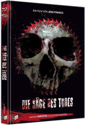 Die Säge des Todes (1981) (Cover C, Collector's Edition, Edizione Limitata, Mediabook, Unrated)
